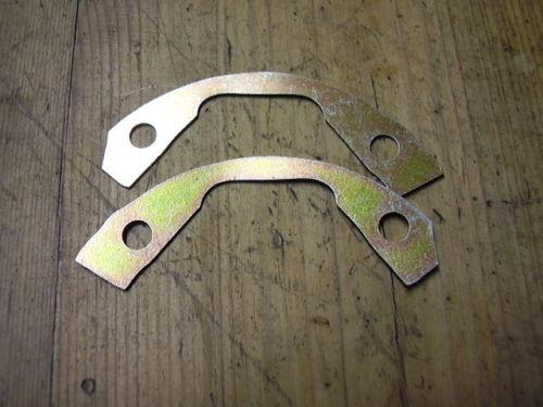 Air Box Weber DGV Twin Choke Lock Tabs