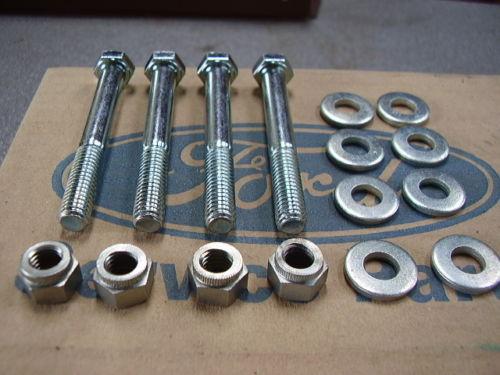 Correct factory ARB bolts