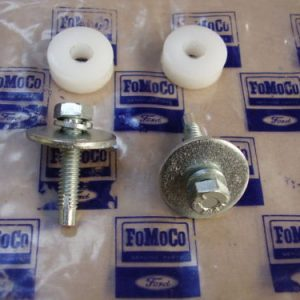 Fuel Tank Bolts And Spacers