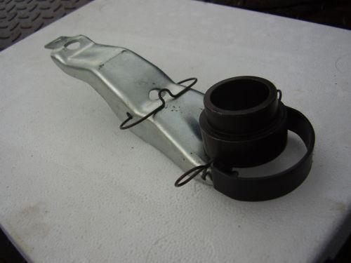 clutch fork assembly