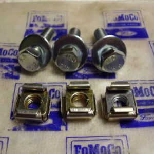 Direct Servo Tower Cage Nuts