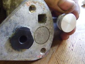 Girling Remote Brake Servo Blanking Plug