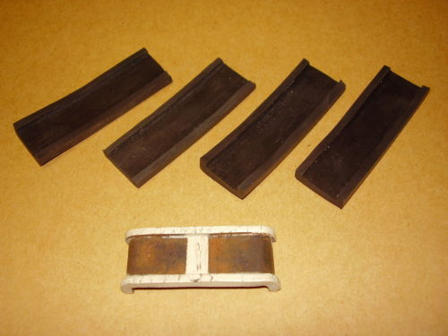 Leaf Spring Clamp Rubbers