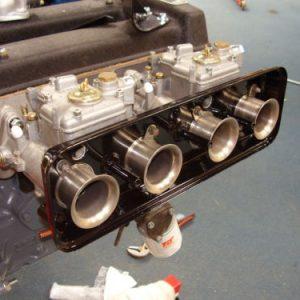 Weber Air Box Plate