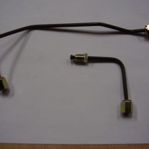 2WD X Member T ABS Pump Brake Lines