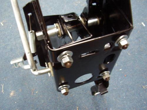 Hydraulic pedal box