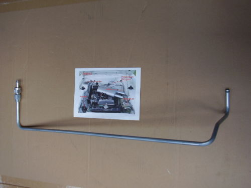 Series 2 Mk2B Girling Remote Servo Vacume Pipe