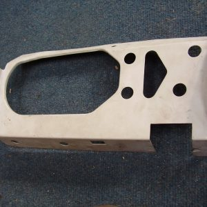 Pressd Dash Panel RHD
