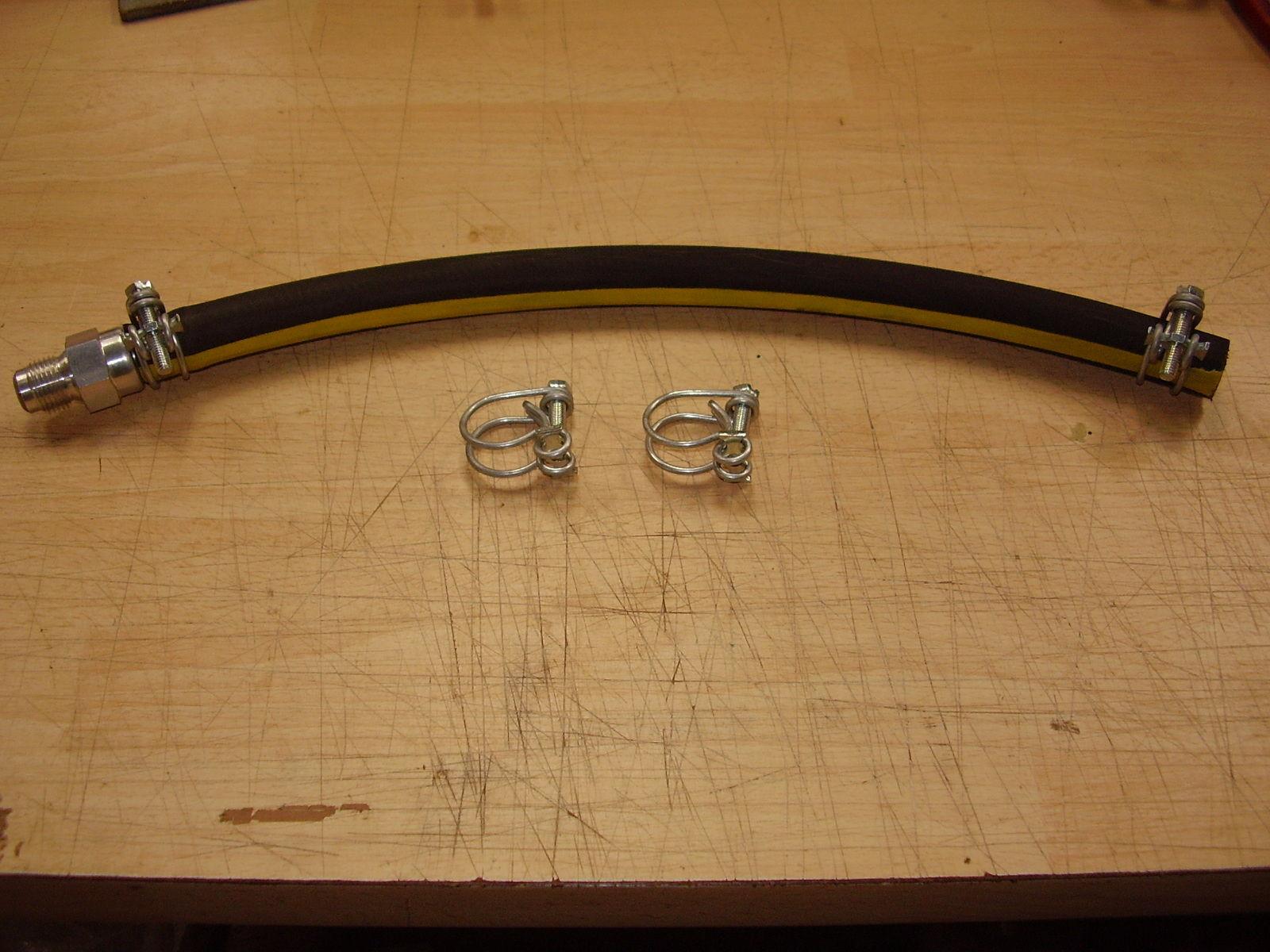 Servo Hose Wire Clips