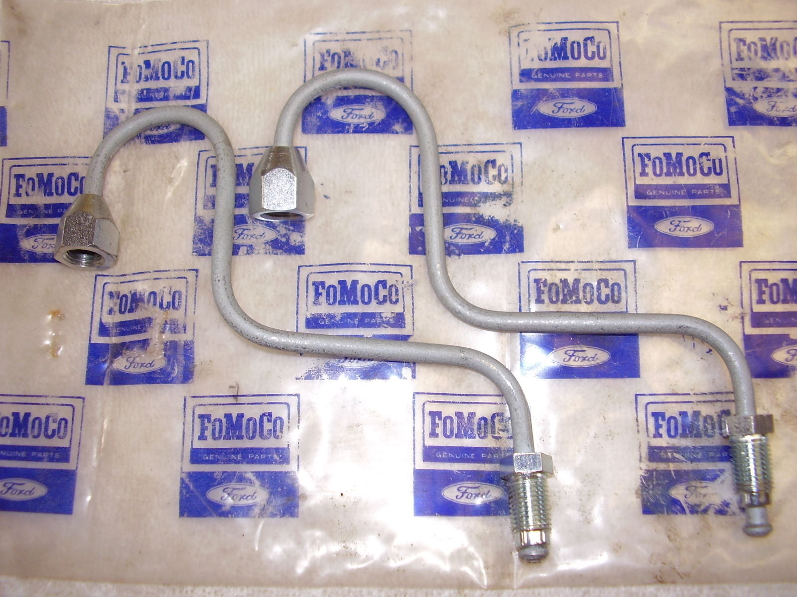 Brake Caliper Factory Speck Brake Line UNF Flexi