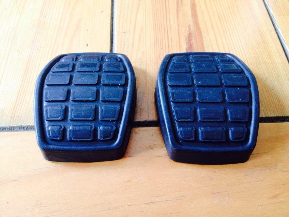Brake / Clutch Pedal Rubbers