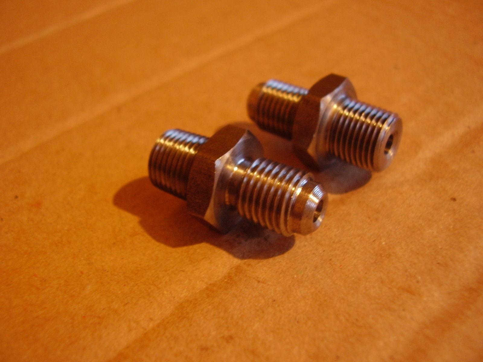 TwinCam L block Oil Pressure Pipe Fitting Pre xflow