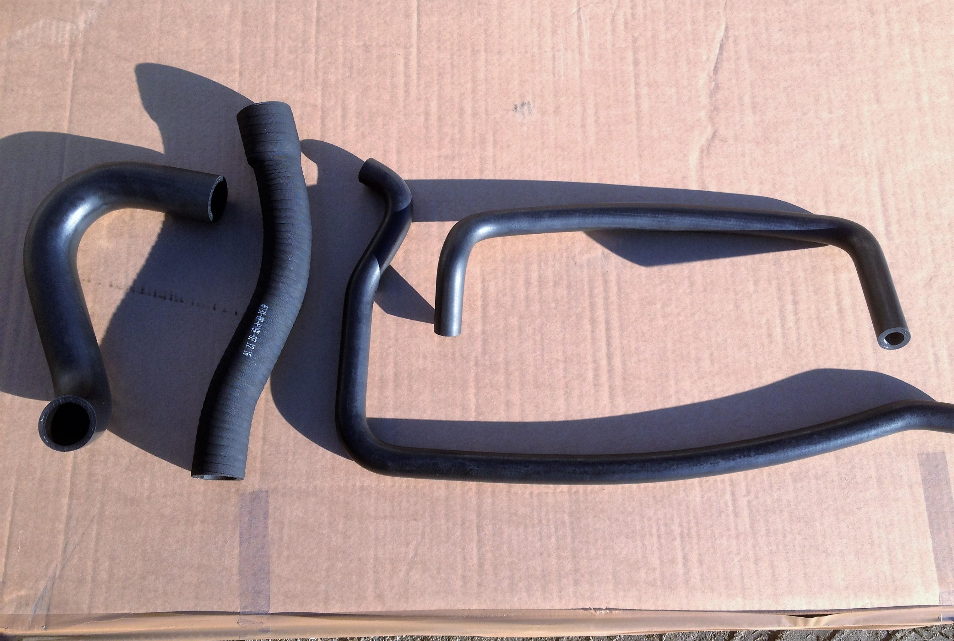TwinCam RS1600 Correct Reinforced Radiator Hose Set