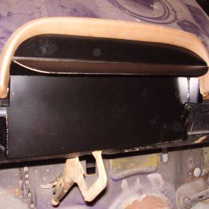 Navigator Dash Panel