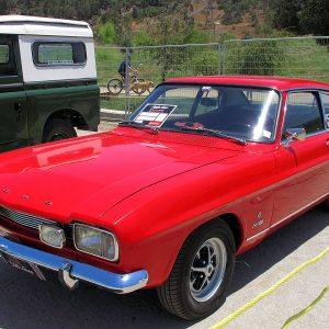 Mk1 Capri