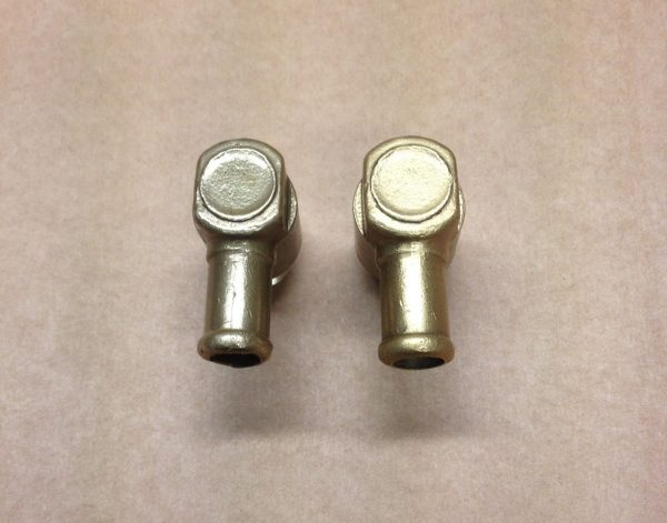 Brass Heater Hose Fitting (Head)