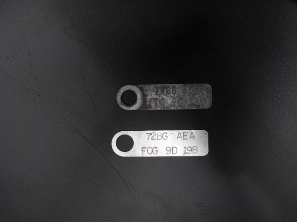 RS2000 Gearbox Tag