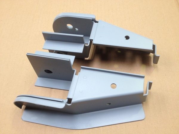 Correct Chassis Tramp Bar Brackets