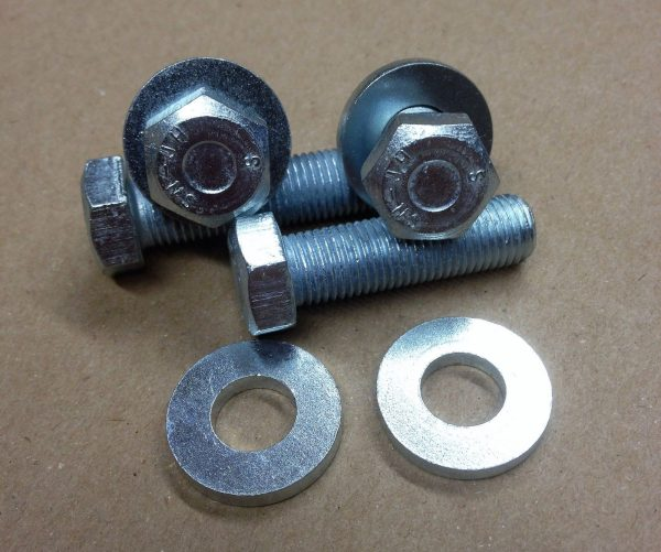 Front X Member Bolts