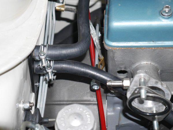 Correct Re-enforced Heater Hoses O/E Speck