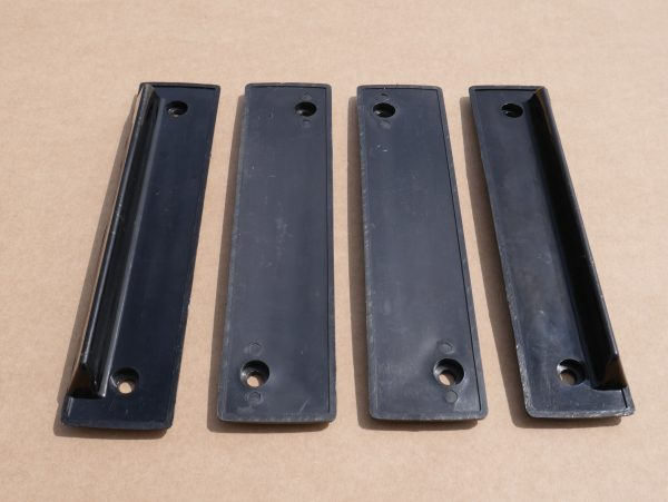 Mk1 Escort Carpet / Seat Floor Plates Brand New Made to O/E Standard !!