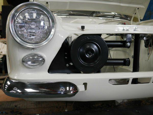 Mk1 Lotus Cortina Air Filter Box Brackets