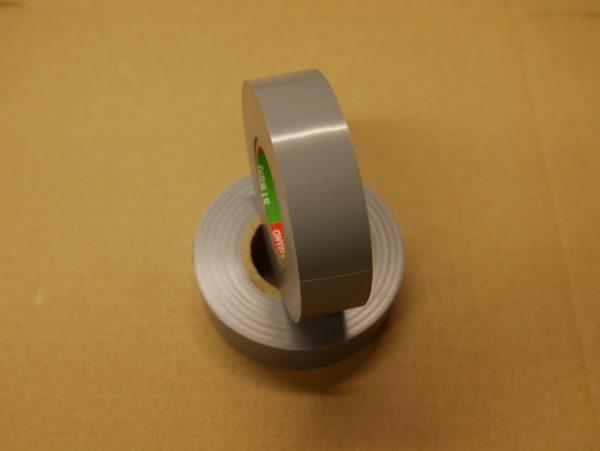 Grey NON ADHESIVE Loom Tape 20m