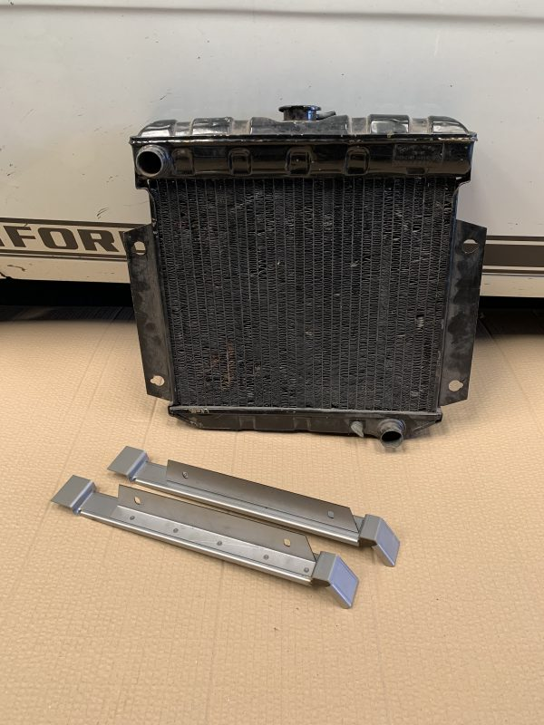 RS1600 Radiator Sides