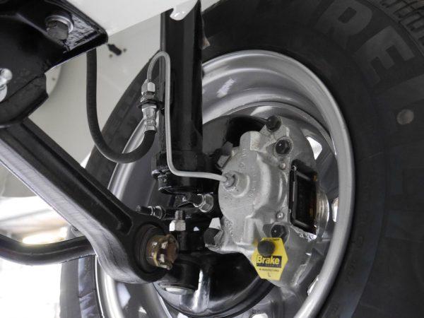 1300E GT or Sport Brake Caliper Factory Speck Brake Lines